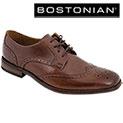 Bostonian Narrate Wingtip Shoes - 49.99