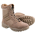 Coyote Men's Brown Tactical 8 Inch Boots - 59.99