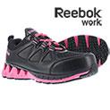 Reebok Women's Black Athletic Shoes - 29.99