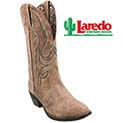 Laredo Women's Tan Western Boots - 59.99