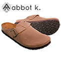 Abbot K Men's Brown Bondi Clogs - 24.99