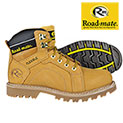 Roadmate Men's Honey Gravel Work Boots - 24.99