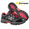 Knapp Men's Black Athletic Work Shoes - 29.99