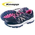 Knapp Women's Navy & Pink Athletic Work Shoes - 24.99