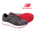 New Balance M420LM4 Men's Charcoal & Red Shoes - 39.99