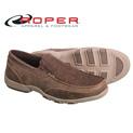 Roper Men's Brown Driving Mocs - 24.99