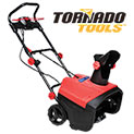 Tornado Tools GT-55009 Electric Snow Thrower - 119.99