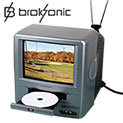 Broksonic DVD TV Combo - 66.66