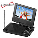 SuperSonic Portable DVD Player - 119.99