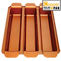 Copper Loaf Pan Set - 14.99