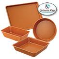 Culinary Edge Copper Bakeware - 29.99