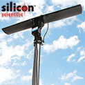 Silicon Scientific Outdoor HDTV Digital Antenna 120 Mile Range - 29.99