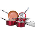 Savoureux Pro Line Cookware Set - 64.99