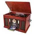 Innovative Technology Vintage Sound System - 119.99
