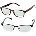 Icon Men's 2.5X Reading Glasses - 2 Pack - 19.99