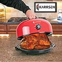 Karrsen Jr. KBR-013R Dome Oven Roaster - 69.99