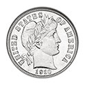 American Coin Treasures The Barber Dime Collection - 39.99