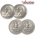 2 Headed/2 Tailed Quarter Set - 19.99