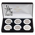Walking Lib Set of 6 Coins - 88.88