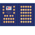 The Complete Gold-Layered Statehood Quarter Collection 1999-2008 - 139.99
