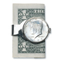 JFK Half Dollar Money Clip - 49.99