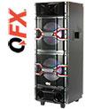 QFX SBX-410205 Bluetooth Karaoke PA System - 133.32