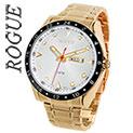 Rogue RG30350 Men's Gold Watch - 29.99