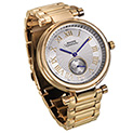 Rogue Sub-Dial Watch - Gold - 24.99