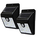 Motion Activated Solar Lights - 24.99