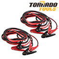 Tornado Tools 2-Gauge Jumper Cables - 2 Pack - 44.43