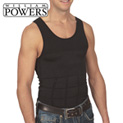Mens Shape Shirt - Black - 14.99