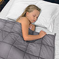 Grey Weighted Blanket - 69.99