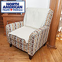 Fleece Chair Warmers - 2 Pack - 17.99