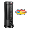 Ez Heat Ceramic Oscillating Tower Heater - 39.99
