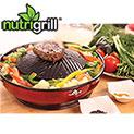 Nutri Grill Electric BBQ Grill - 74.99