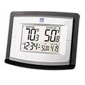 LaCrosse Wireless Weather Clock - 19.99