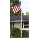 American Pride Flag/Pole Kit - 69.99