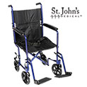 St. John's Medical Wheel Chair - 111.1