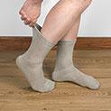 Loose Fit Diabetic Socks - 21.99