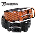 Stacy Adams Basket Weave Belts - 19.99