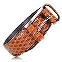 Stacy Adams Basket Weave Belt- Single - 19.99
