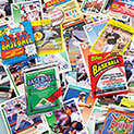 1000 Unsearched Baseball Cards - 49.99