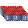 AC Delco 96 Pack AA Batteries - 21.99