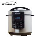 Brentwood 6 Quart Pressure Cooker - 59.99
