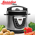 6 Quart Electronic Pressure Cooker - 77.77