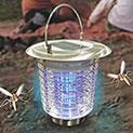 Solar Bug Zapper Lantern - 29.99
