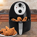 Savoureux Pro Line Air Fryer with 3 Quart Frying Basket - 77.77