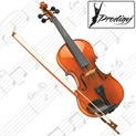 Prodigy 4/4 Violin - 59.99