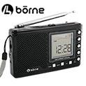 Borne 12-Band AM/FM Radio - 21.99