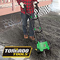 Tornado Tools WE7004 Electric Tiller - 111.1